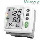 Auto Wrist Blood Pressure Monitor MEDISANA BW 315 Machine Heart Rate Health Care