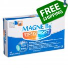MAGNE B6 STRESS RESIST 15TAB Help Maintain Resistance To Stress & Reduce Fatigue