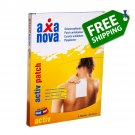AXANOVA ACTIV Patch 5Pcs Warming-Cooling For Joint & Muscle Stretching Spasms