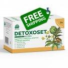 DETOX Herbal Tea with Zinc 20 Pcs For Liver Digestive System Metabolism