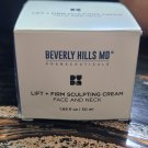Beverly Hills MD - Lift + Firm Sculpting Cream - Face & Neck - NEW/SEALED - FREE SHIPPING!