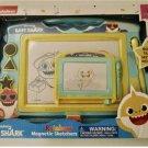 Babyshark Magnetic Rainbow Drawing Board Set