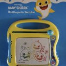 Baby Shark Travel Magnetic Doodle Drawing Travel Toys Magnetic Boards