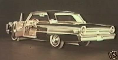 1960-1963 Ford Commercials on DVD
