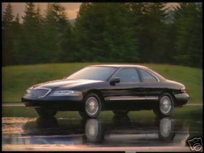 1997 Lincoln Presentation DVD