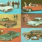 Treasury of 1960 Fords E-Book Ford Falcon Thunderbird