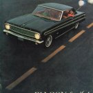 1960 - 1970 1/2 Ford Falcon Brochures on CD with video