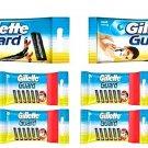 Gillette Cartridge Two Blade With Razor (50 Cartridge + 2 Razor Handle)