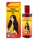 Baidyanath Mahabhringraj Tel - 200ml - Ayurvedic Hair Oil, No Added Chemcal