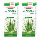 Baidyanath Organic Aloe Vera Juice 1L (Pack of 2)