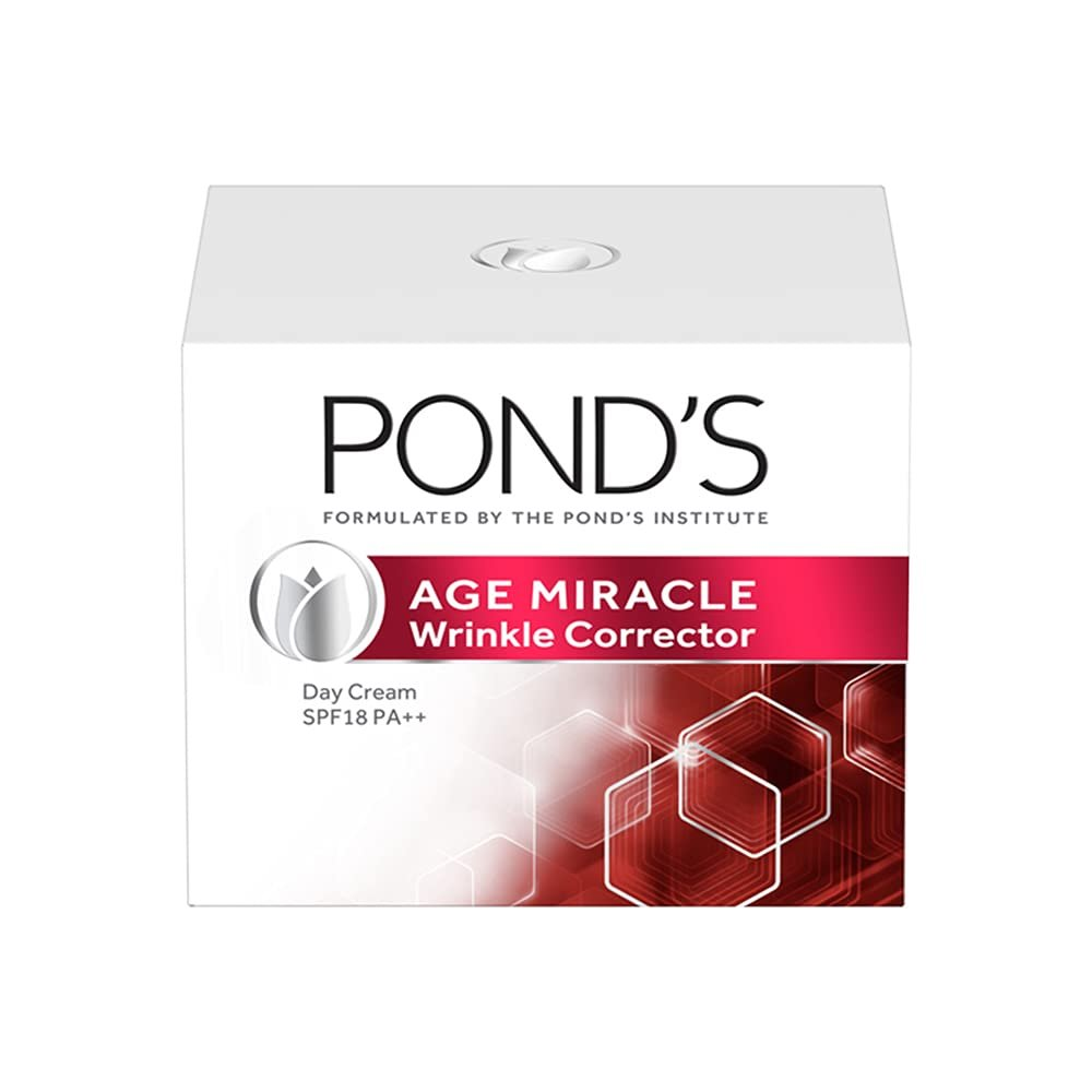 POND'S Age Miracle Wrinkle Corrector SPF 18 PA++ Day Cream 35 g