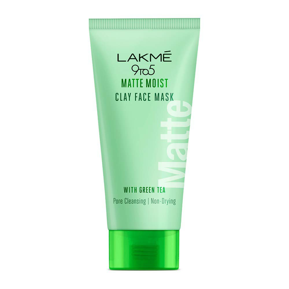 Lakme 9to5 Matte Moist Clay Face Mask 50 g