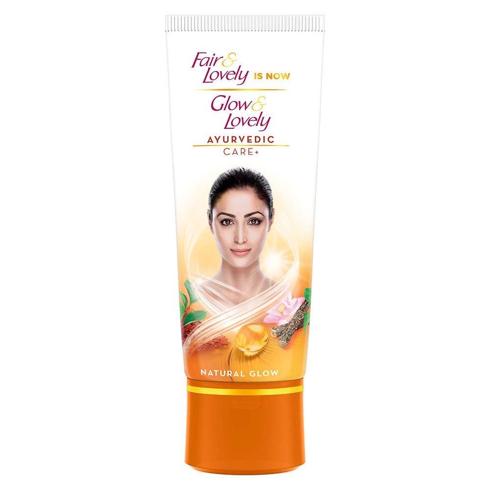 Glow & Lovely Natural Face Cream Ayurvedic Care+, 25 g