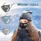 Cold-proof Mask And Trendy Personality Fashion Mask Halloween Cosplay Mask For Face