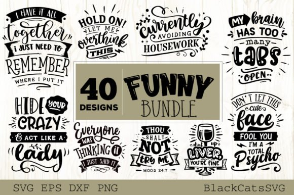 HUGE bundle containing 405 designs in SVG EPS PNG and DXF files