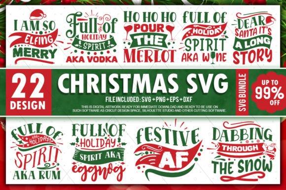 HUGE bundle Christmas Bundle Desing T-shirt in SVG EPS PNG and DXF files