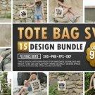 HUGE bundle Tote Bag Bundle Desing T-shirt in SVG EPS PNG and DXF files