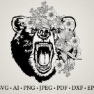 HUGE bundle Bear-Mama-Bear-Baby-Bear Graphic Desing T-shirt in SVG EPS PNG and DXF files