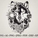 HUGE Bundle Dog-Dog-Clipart-Husky Graphic Desing T-shirt in SVG EPS PNG and DXF files