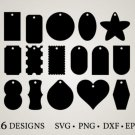 HUGE Bundle Tag-Clipart-Bundle Graphic Desing T-shirt in SVG EPS PNG and DXF files