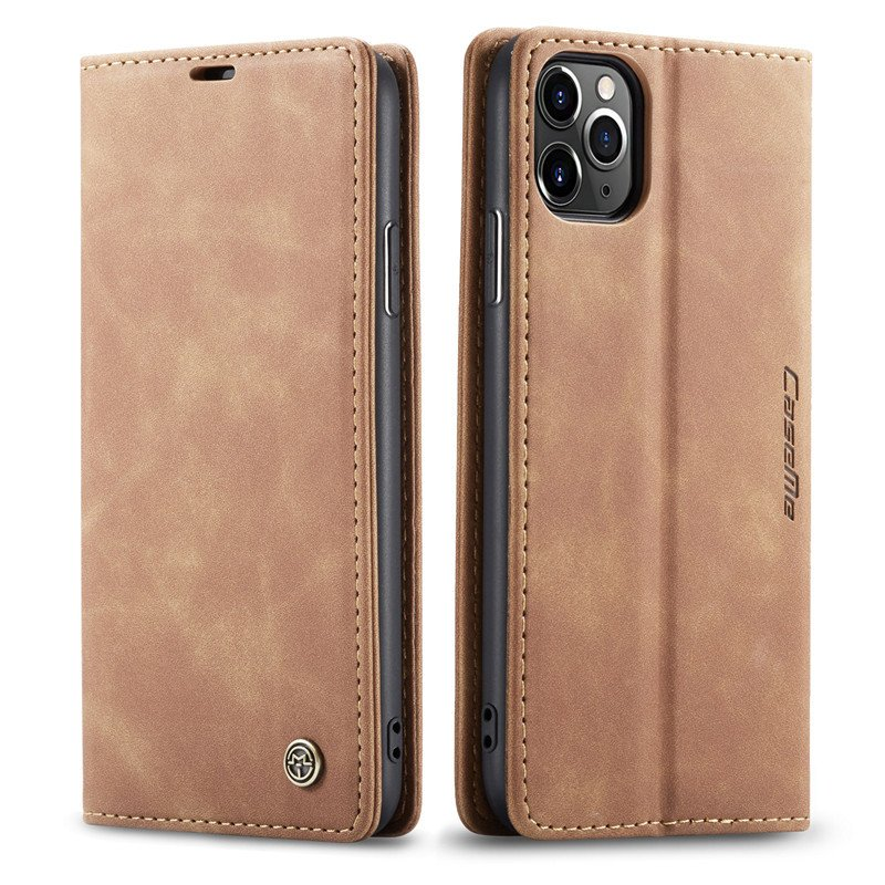Premium Leather Phone Flip Wallet Kick Stand Cover Case For iPhone 12 11 PRO MAX XR XS SE Plus 8 7 6