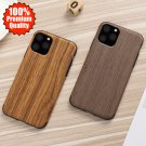 Soft Silicone Wood Pattern Cover Case For iPhone 12 11 PRO MAX XR XS SE PLUS 8 7 6 5