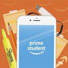 Amazon Prime UK 6 Month Student Pass+ 4Yr of Half Price