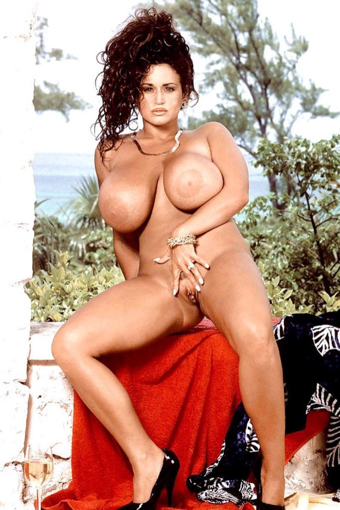 20 x 30 POSTER BUSTY 34HH MODEL JY-003
