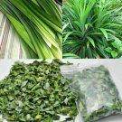 100 g Dried Pandan leaf Natural Organic Rampe Pandanus Leaves