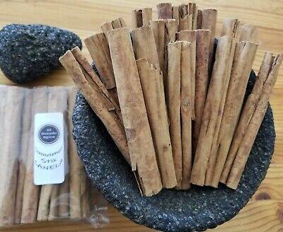 "Ceylon Cinnamon sticks - High Quality 100% Natural - M5 cuts 5"" Origin Sri Lanka"