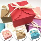 Gift box with gift, empty gift box
