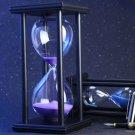 Hourglass Sand Timer  Modern Wooden Hour Glass Sandglass Sand Clock Tea Timers Home Decoration Gift