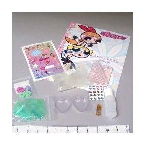 POWERPUFF GIRLS SOAP & SHAMPOO COSMETICS CRAFT KIT