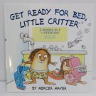 Get Ready for Bed Little Critter Book 2 Books in 1 + Stickers