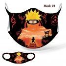 Naruto Face Masks Anime Cosplay Fashion Naruto Masks Itachi Kakashi Akatsuki Mouth Covers