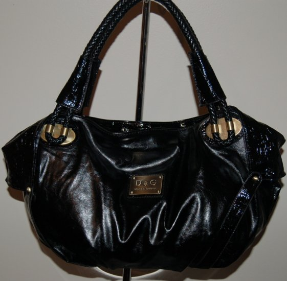 D&G New Carry All Bag in Black