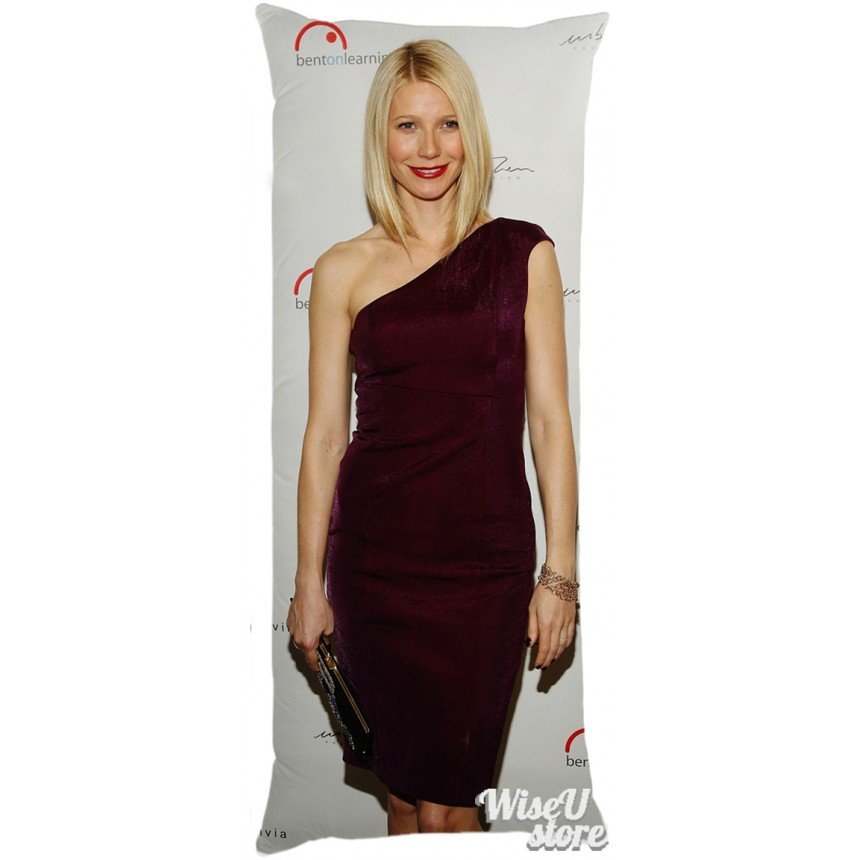 Gwyneth Paltrow Full Body Pillowcase Dakimakura Pillow case