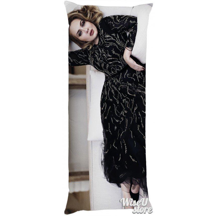 Adele Dakimakura Full Body Pillow case Pillowcase Cover Singer