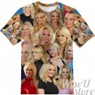 Pamela Anderson T-SHIRT Photo Collage shirt 3D