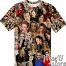Rachel McAdams T-SHIRT Photo Collage shirt 3D