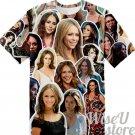 JENNIFER LOVE HEWITT T-SHIRT Photo Collage shirt