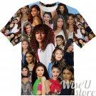 Zendaya T-SHIRT Photo Collage shirt 3D