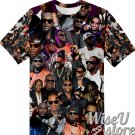 R. Kelly T-SHIRT Photo Collage shirt 3D