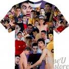 Jordi El Nino Polla T-SHIRT Photo Collage shirt