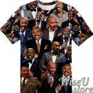 Steve Harvey T-SHIRT Photo Collage shirt 3D