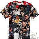Tyler Joseph T-SHIRT Photo Collage shirt 3D
