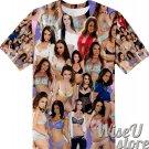 DILLION HARPER T-SHIRT Photo Collage shirt 3D