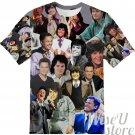 Donny Osmond T-SHIRT Photo Collage shirt 3D