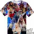 Maria Brink T-SHIRT Photo Collage shirt 3D