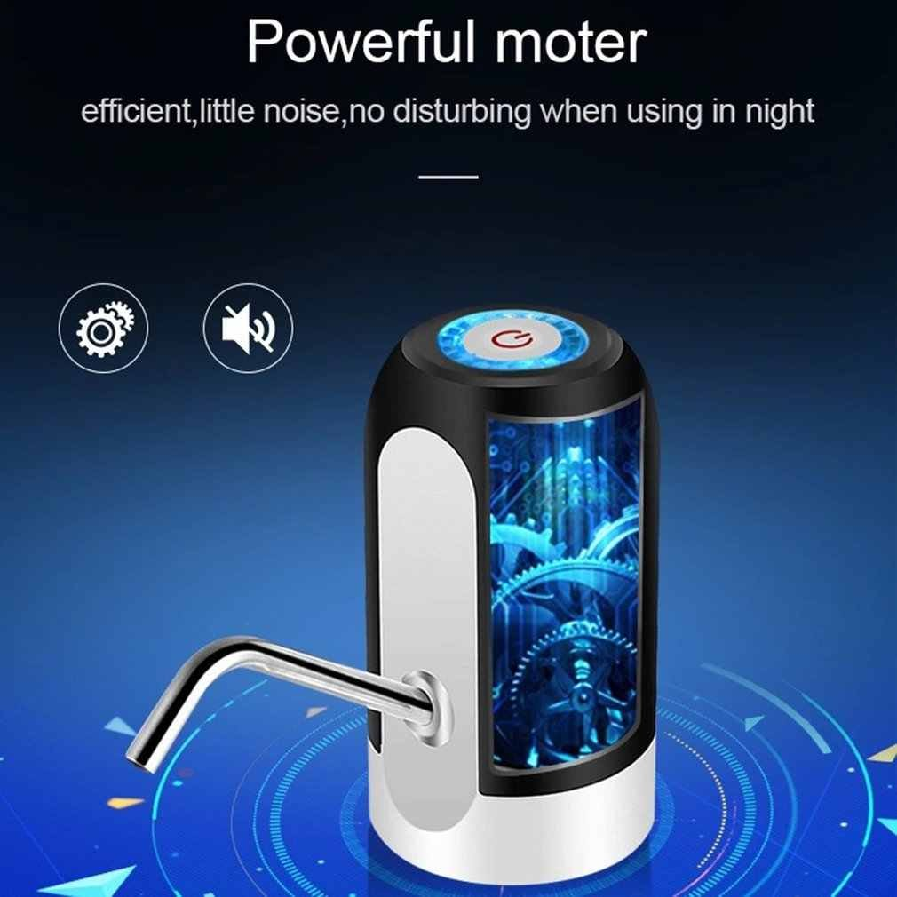 Electric water pump with USB charging . Bottled Water Dispenser